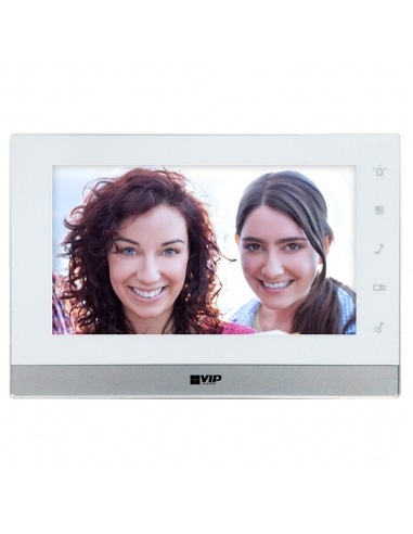 VIP Vision 2-Wire Residential IP Intercom Monitor