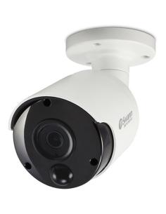 Swann NHD-885MSB 4K IP True Detect White Bullet Camera w Audio