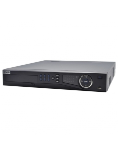 Professional 16 Channel Network Video Recorder with PoE (320Mbps)