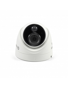 Swann 8MP SWPRO-4KMSD 4K True Detect White Dome Security Camera suit DVR-5580