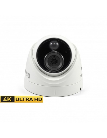 Swann SWPRO-4KMSD 4K True Detect White Dome Camera