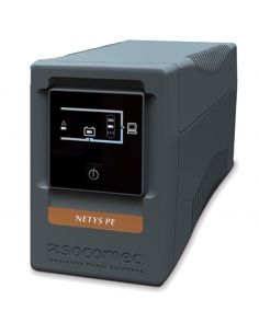 Socomec NeTYS PE 650VA UPS Battery Backup