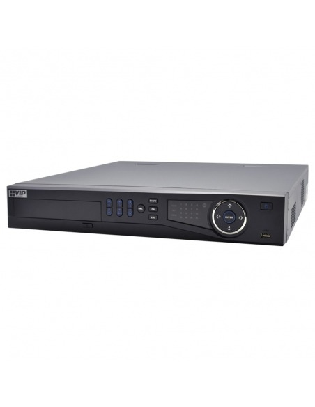 VIP Vision NVR24PRO6 Pro 12MP (320Mbps) 24Ch NVR H.265 PoE IP Recorder No-HDD