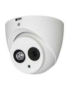 VIP Vision Professional Series 6.0MP WDR Infrared Fixed Mini Dome (2.8mm)