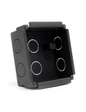 VIP Vision INTIPRDSVW-FMA Flush Mount Box for VIP INTIPRDSVW Door Station