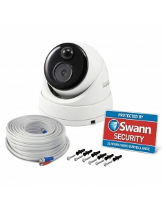 Swann 5MP Dome suit 4980 Series Recorder Kits whats in the box