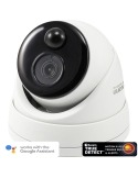 Swann 5MP SWPRO-5MPMSD Thermal True Detect PIR HD Dome Camera for 4980 Series