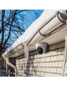 Example of Swann Dome camera mounted under an eave