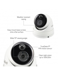 SWPRO-5MPMSD Swann High Definitiion CCT Security Camera