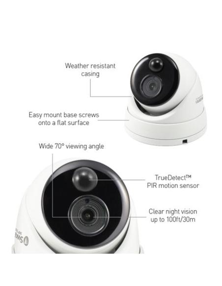 SWPRO-5MPMSD Swann High Definitiion CCT Security Camera