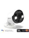 Swann Thermal Sensing PIR Spotlight 4K Ultra HD Bullet with IR Night Vision - NHD-885MSFB