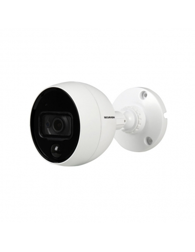 Securview VSCVI-8BIRP Professional Series 8.0MP WDR Fixed HDVCI Bullet (+Dual Motion Detection)
