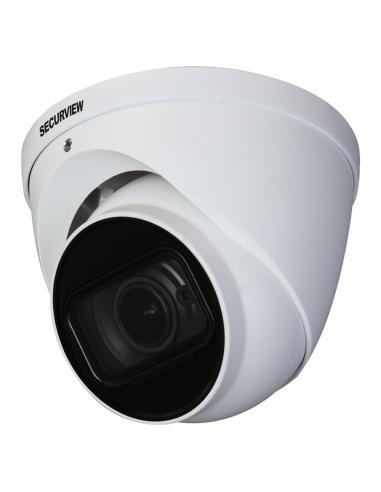 Securview VSCVI-8DIRMG Professional Series 8.0 MP Motorised HDCVI dome