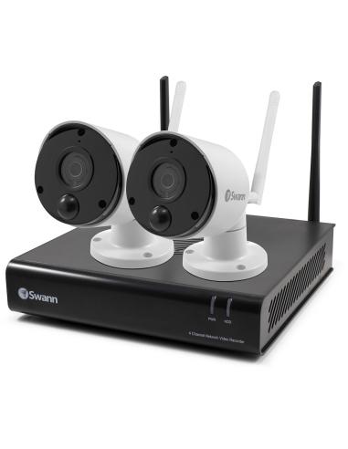 Swann 2MP Wireless HDD Version Wi-Fi...