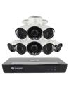 Swann 8MP SWNVK-1685808 4K 2TB 8x True Detect Cams Audio NHD-885MSB NVR-168580