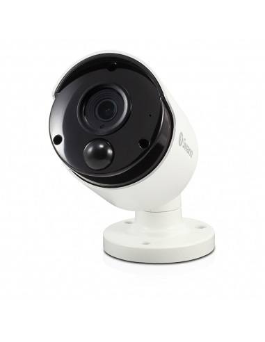 Swann 5MP SWNHD-865MSB Thermal Sensing PIR Bullet Security Camera with IR Night Vision