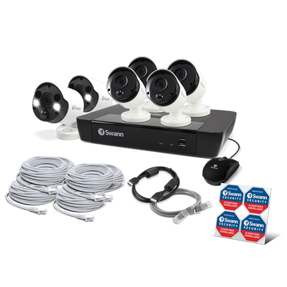 Swann SONVK-886804B2FB Camera Kit