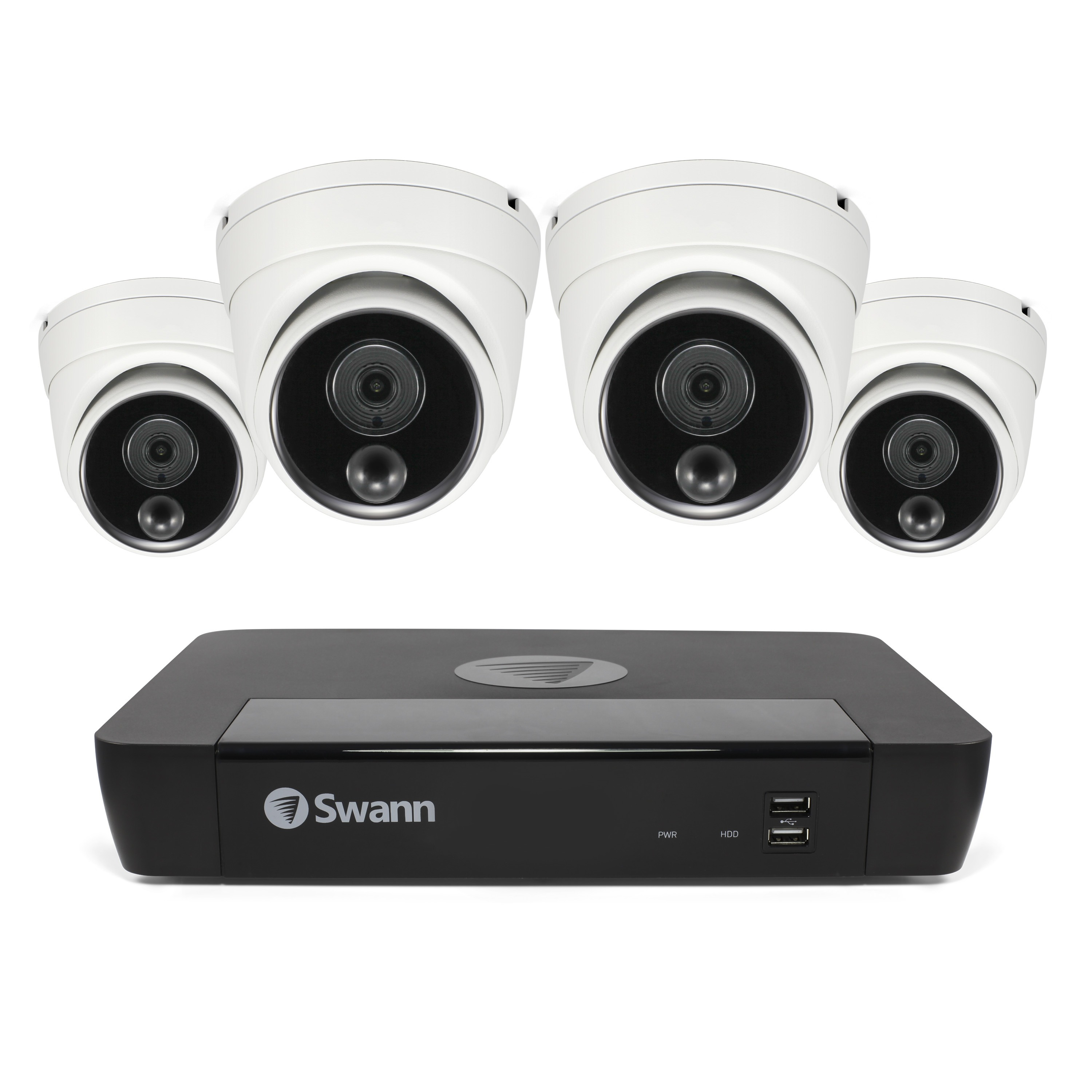 Swann SONVK-886808D Dome Security camera System
