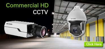 Commercial HD CCTV Systems and Cameras