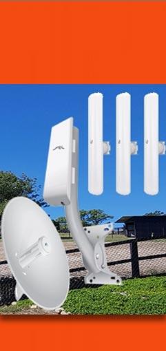 CCTV Wireless Antenna Long Range Surveillance