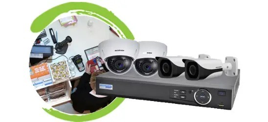 Watchguard CCTV Kits and Security Cameras