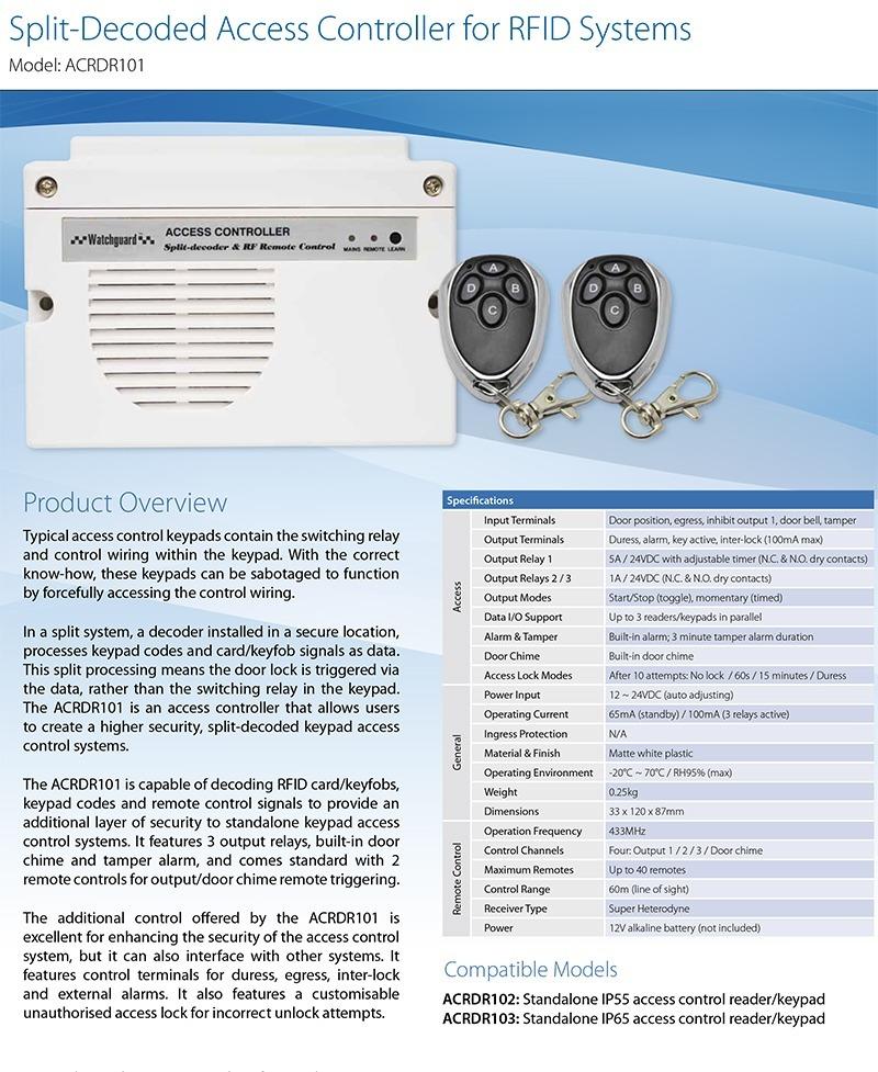 Watchguard ACRDR101 Datasheet (PDF).jpg