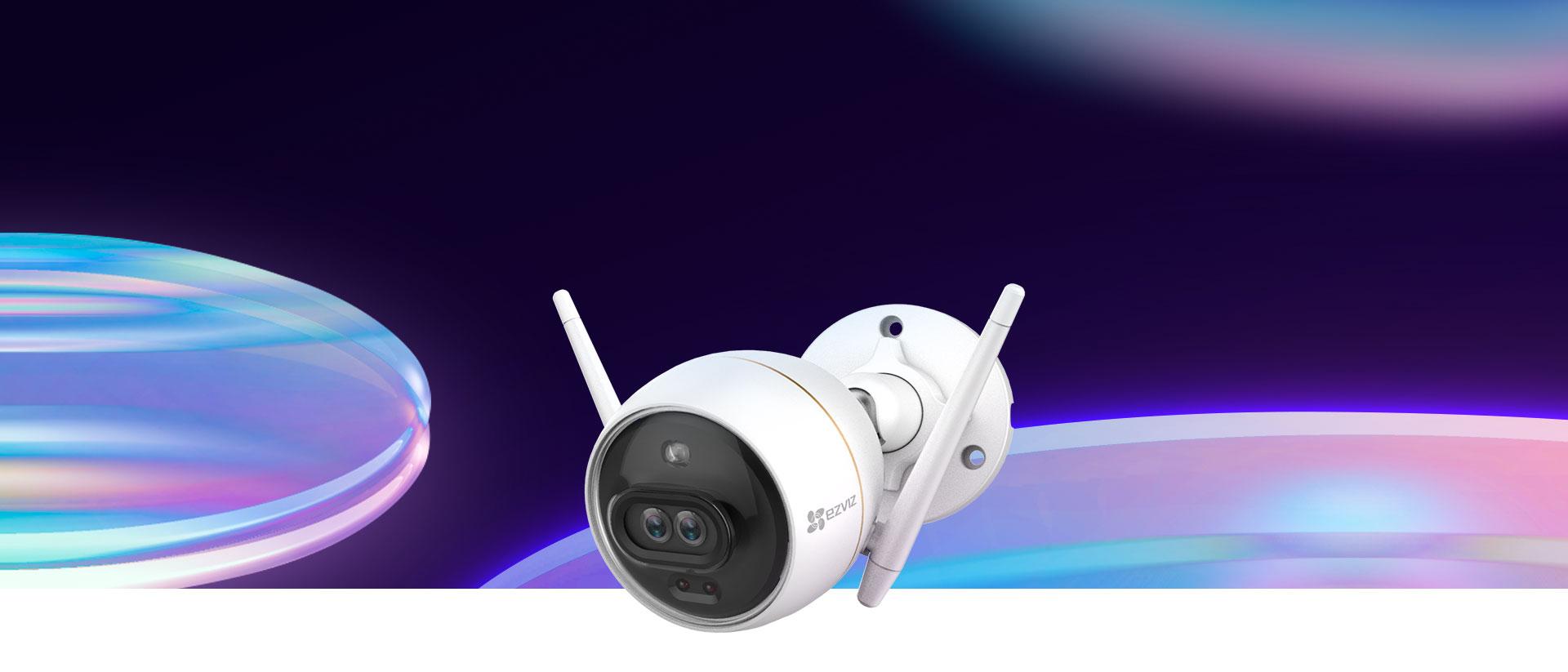 1-EZVIZ C3X Smart Outdoor Wi-Fi Dual-Lens Security Camera with Color Night Vision CS-CV310.jpg