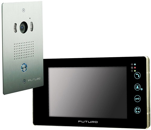 futuro-video-intercom-kit-with-black-fin