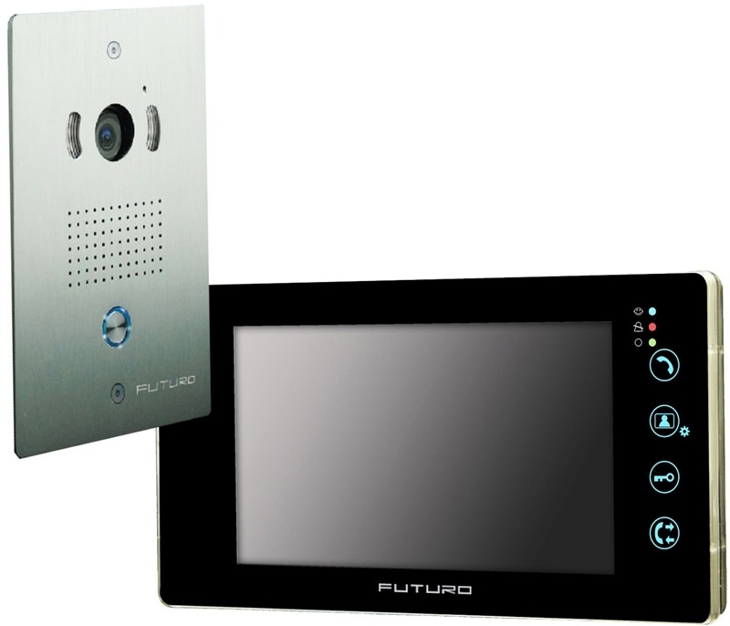 futuro-video-intercom-kit-with-black-rec