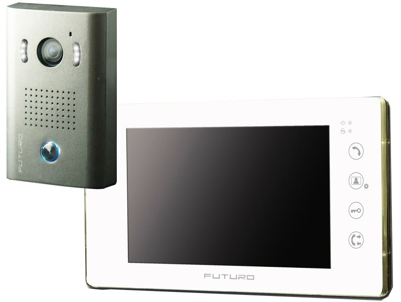 futuro-video-intercom-kit-with-white-finish-includes-record-function-and-surface-mount-cz4-camera-unit-fut-211w-kit.jpg
