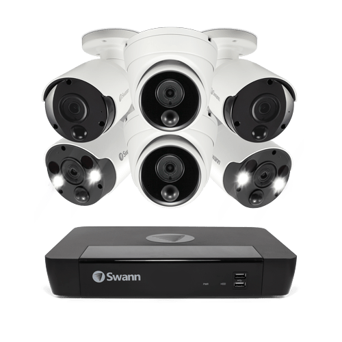 Swann SWNVK-88682D2B2FB Security camera system
