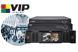 VIP VISION Australia IP HD CCTV Security Recorders - Professional Top of the Range, Best |InFront Technologies Sydney