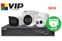 VIP Extended Power Over Ethernet, Long Distance Cat5e Cat6 | Dahua epoe | Dahua Australia | VIPVISION epoe | InFront Tech
