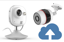 Cloud based IP Camera Recording | InFront Tech Sydney