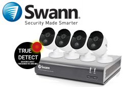 Swann Security Australia Budget TruDetect Series