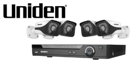 Uniden CCTV Security Systems - Commercial CCTV Professional Surveillance