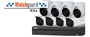 Watchguard Budget CCTV - Performance and Value, High Megapixels, Watchguard Australia Kits